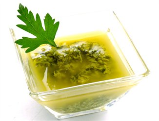 Salsa Verde Recipe from Tuscany