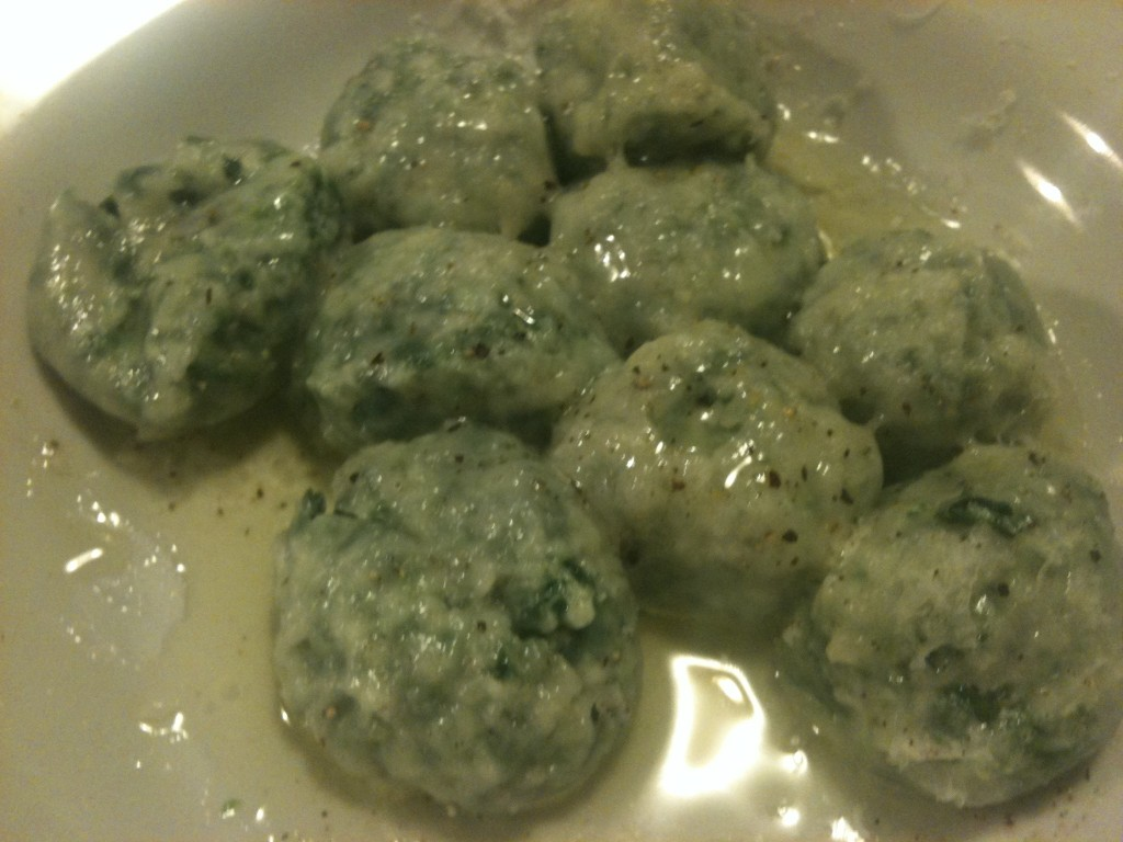 Gnudi Recipe - Tuscan Recipes Food and Tradition - Tuscanycious
