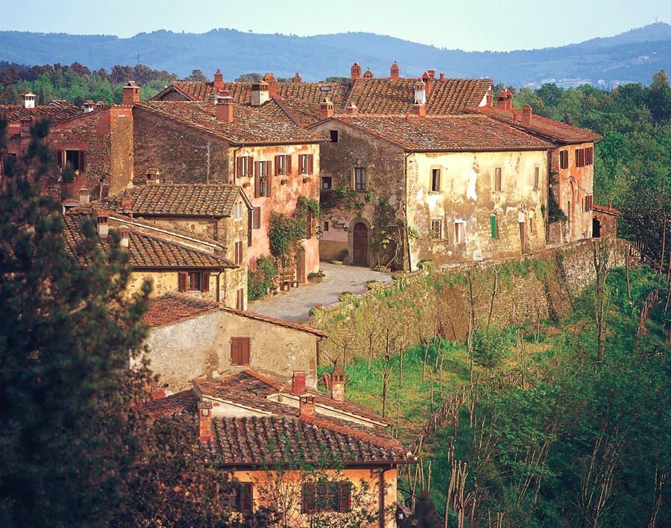 Il Borro, medieval village [Photo credits: Il Borro]