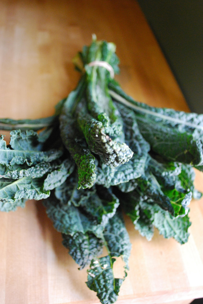 Cavolo nero, Tuscan kale