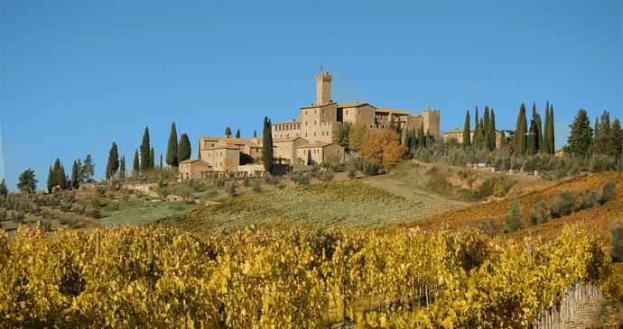 [Photo credits: Castello Banfi]
