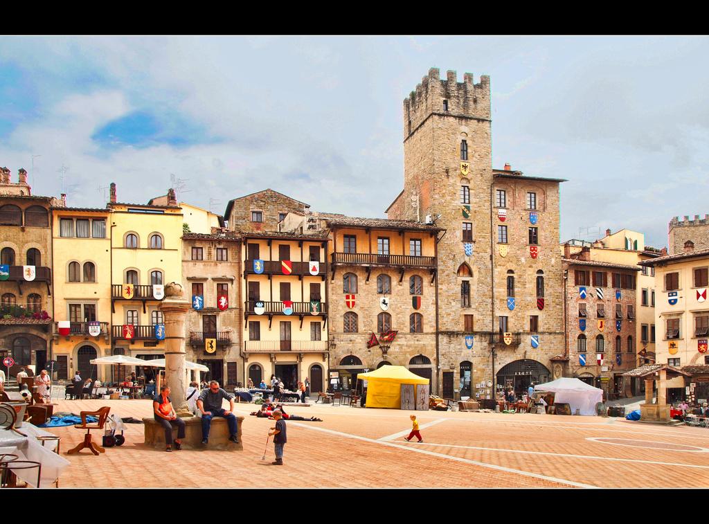 Taste tour in Arezzo - Tuscanycious - Tuscan Recipes Food ...