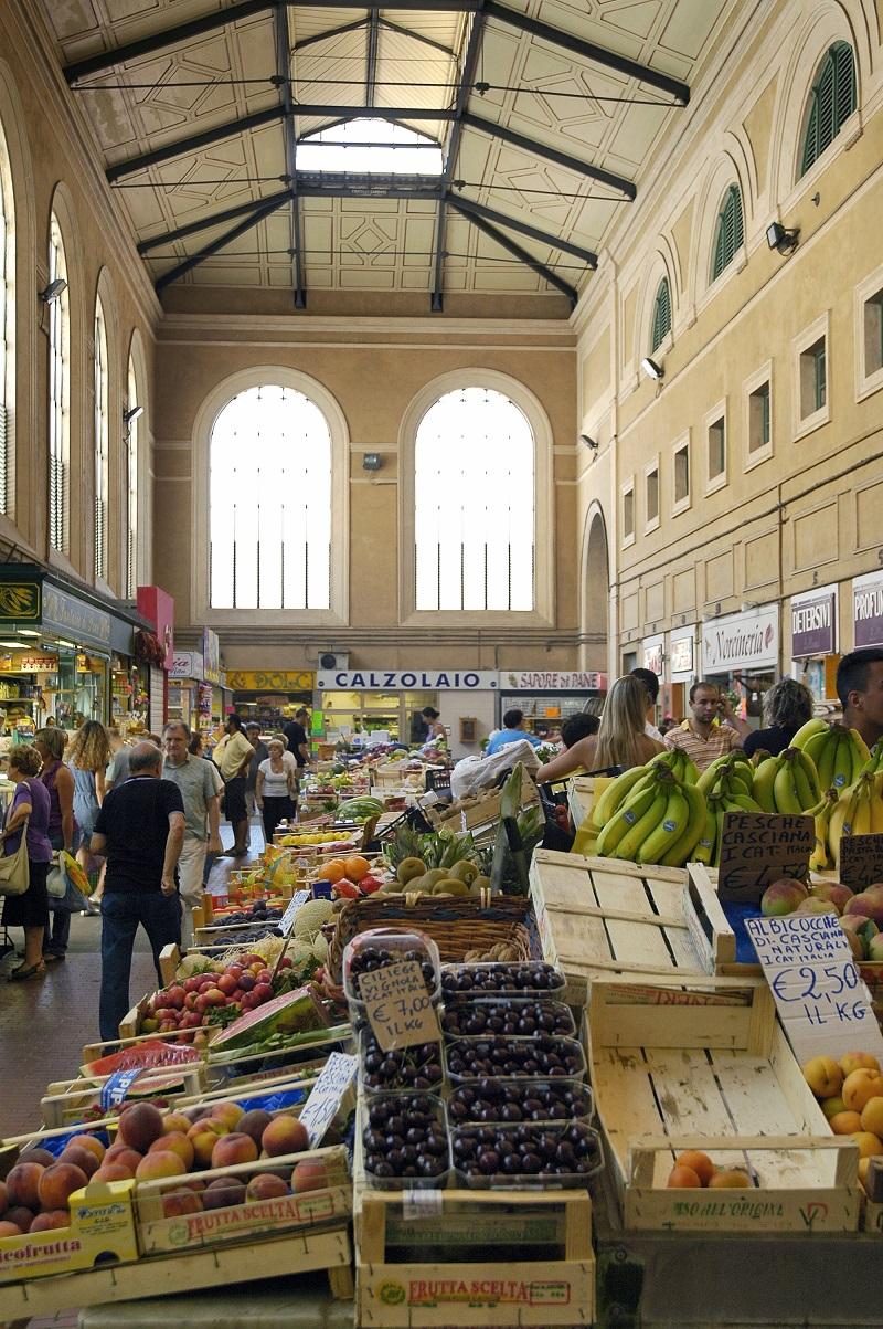 Vettovaglie market
