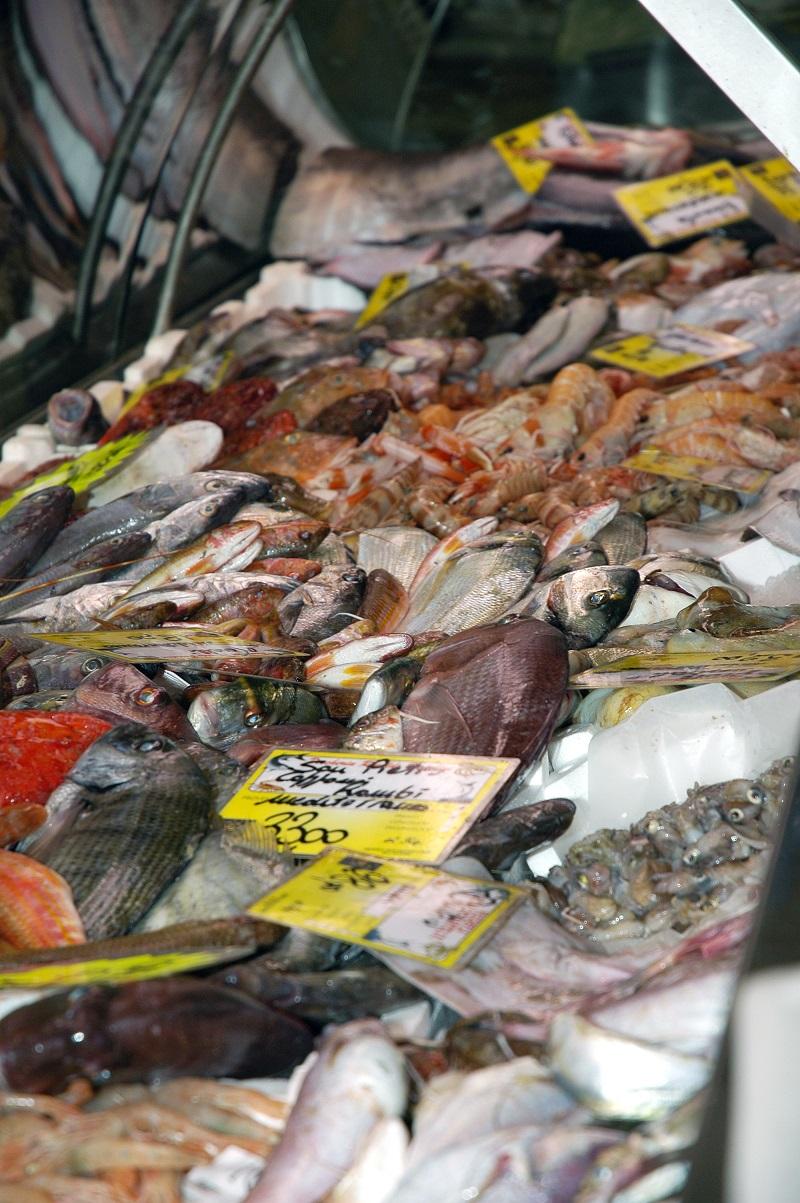 Vettovaglie Market, Livorno [Photo credits: Claudio Mollo]