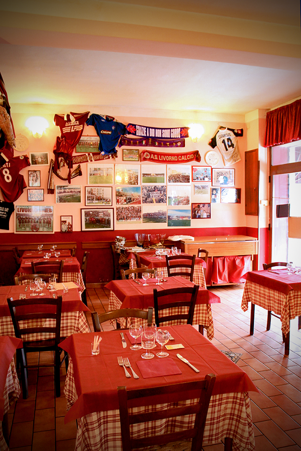 Lunch in Livorno [Photo taken at Trattoria da 11, Livorno]
