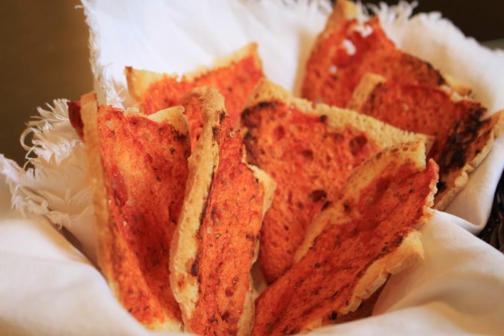 tomato bread